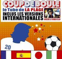 Cover La Plage - Coup de boule