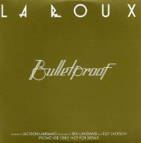 Cover La Roux - Bulletproof