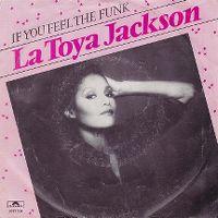 Cover La Toya Jackson - If You Feel The Funk