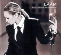 Cover Lââm - Que l'amour nous garde