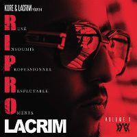 Cover Lacrim - R.I.P.R.O. - Volume 1