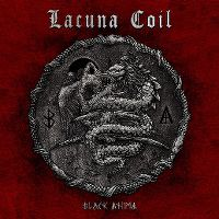 Cover Lacuna Coil - Black Anima