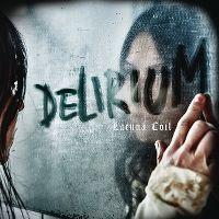 Cover Lacuna Coil - Delirium