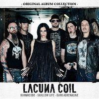 Cover Lacuna Coil - Original Album Collection