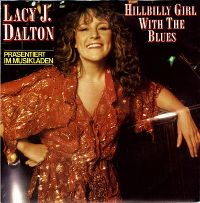 Cover Lacy J. Dalton - Hillbilly Girl With The Blues
