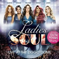 Cover Ladies Of Soul - Live At The Ziggo Dome 2017
