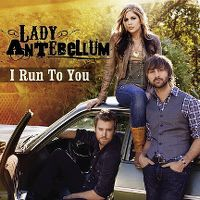 Cover Lady Antebellum - I Run To You