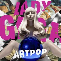 Cover Lady Gaga - Artpop