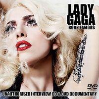 Cover Lady Gaga - Born Famous