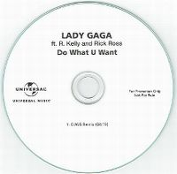 Cover Lady Gaga feat. R. Kelly - Do What U Want