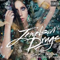 Cover Lady Gaga feat. T.I., Too $hort & Twista - Jewels N' Drugs