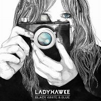 Cover Ladyhawke - Black White & Blue