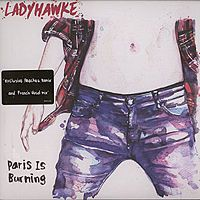 Cover Ladyhawke - Paris Is Burning