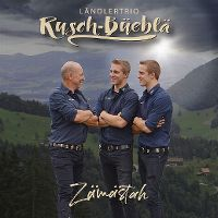 Cover Ländlertrio Rusch-Büeblä - Zämästah