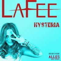 Cover LaFee - Hysteria