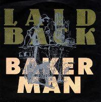 Cover Laid Back - Bakerman