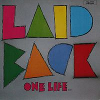 Cover Laid Back - One Life