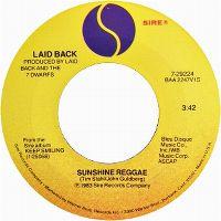 Cover Laid Back - Sunshine Reggae