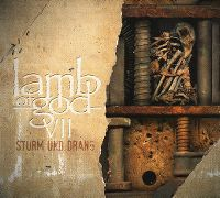 Cover Lamb Of God - VII - Sturm und Drang