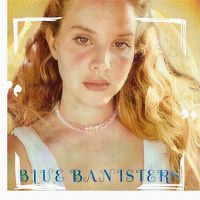 Cover Lana Del Rey - Blue Banisters