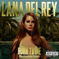 Cover Lana Del Rey - Born To Die - The Paradise Edition