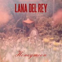 Cover Lana Del Rey - Honeymoon