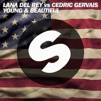 Cover Lana Del Rey vs. Cedric Gervais - Young And Beautiful