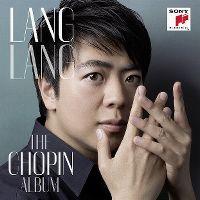 Cover Lang Lang - The Chopin Album