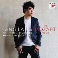 Cover Lang Lang / Wiener Philharmoniker / Nikolaus Harnoncourt - The Mozart Album