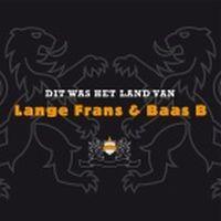 Cover Lange Frans & Baas B - Dit was het land van
