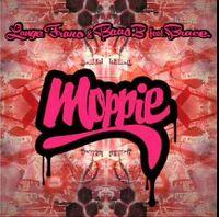 Cover Lange Frans & Baas B feat. Brace  - Moppie