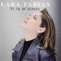 Cover Lara Fabian - Si tu m'aimes