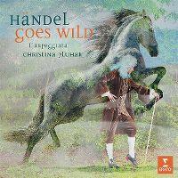 Cover L'Arpeggiata / Christina Pluhar - Händel Goes Wild