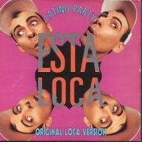 Cover Latino Party - Esta loca