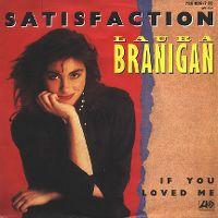 Cover Laura Branigan - Satisfaction