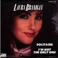 Cover Laura Branigan - Solitaire