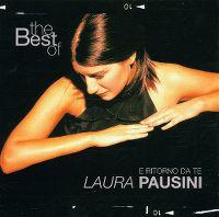 Cover Laura Pausini - E ritorno da te - The Best Of