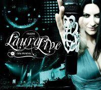 Cover Laura Pausini - Laura Live - Gira mundial 09