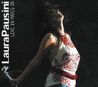 Cover Laura Pausini - Live In Paris 05