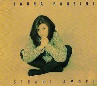Cover Laura Pausini - Strani amori