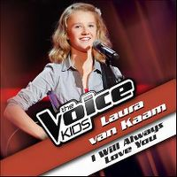 Cover Laura van Kaam - I Will Always Love You