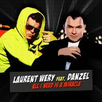 Cover Laurent Wery feat. Danzel - All I Need Is A Miracle