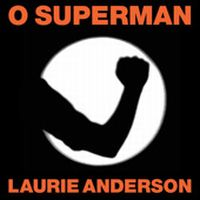 Cover Laurie Anderson - O Superman