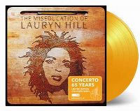 Cover Lauryn Hill - The Miseducation Of Lauryn Hill