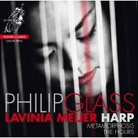 Cover Lavinia Meijer - Philip Glass - Metamorphosis / The Hours
