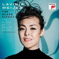 Cover Lavinia Meijer - The Glass Effect - The Music Of Philip Glass