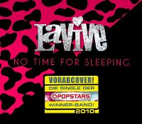 Cover LaVive - No Time For Sleeping