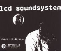 Cover LCD Soundsystem - Disco Infiltrator