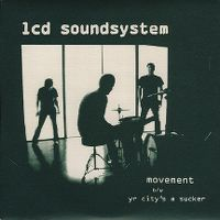 Cover LCD Soundsystem - Movement
