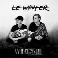 Cover Le Winter feat. Ellen Hagerius & TNG - What We Used To Be
